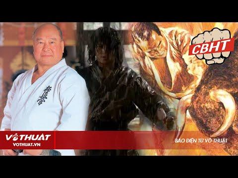 Chiến Binh Huyền Thoại | MAS OYAMA - Kì Nhân Karate Tay Không Giết Chết Bò Mộng