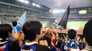 5月30日横浜F・マリノス戦より.