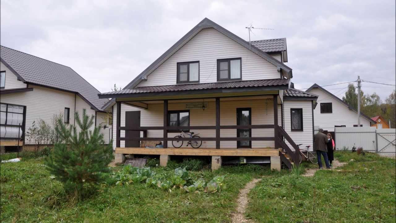 Продается два дома 100+80 кв.м. (бревно) + уч 30 сот. Калужская .