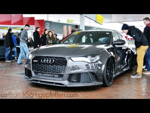 carbon audi rs6 c7 avant akrapovic w rthersee 2016 youtube. Black Bedroom Furniture Sets. Home Design Ideas