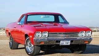 Из грязи в князи Chevrolet El Camino 1969