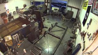 Chassis Jig Time Lapse