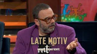 LATE MOTIV - Bob Pop. Respect marujas | #LateMotiv629