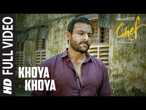Khoya Khoya Song Lyrics From Chef