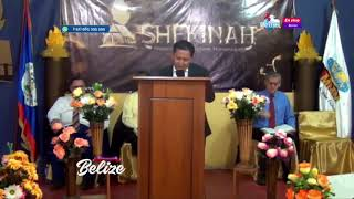CUARTO SERVICIO REV GUSTAVO CHAY CONVENCIÓN BELIZE 2019   BETHEL TELEVISIÓN