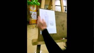 Видеоурок : тональный рисунок натюрморта.