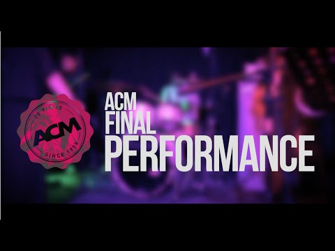 Ayo Salawu -  ACM Final Performance 2016
