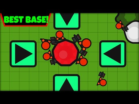 ZOMBS.IO BEST BASE EVER! | *NEW* 4 PLAYER BASE | ZOMBS.IO AFK BASE (zombs.io update)