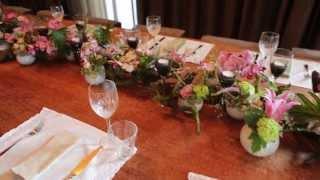 Repeat youtube video Wenn Gäste kommen: So deckt man den Tisch cool