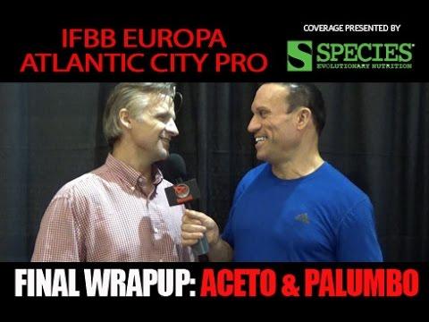 Branch Warren Redemption: 2015 IFBB Atlantic City Pro Final Wrapup