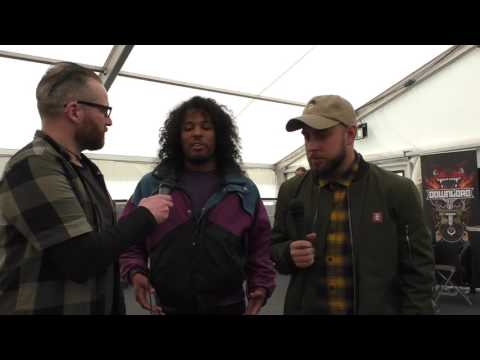 Issues Interview Download Festival 2017