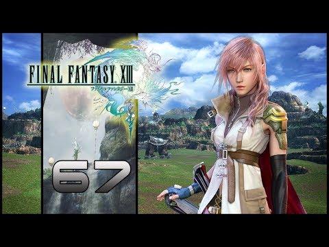 Guia Final Fantasy XIII (PS3) Parte 67 - Realizando Misiones [10]