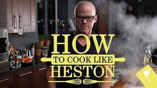 Как готовить как Хестон. Серия 1 [Говядина]