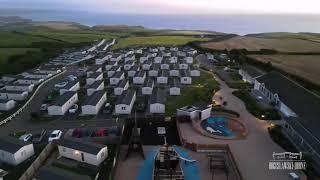 Sandymouth Holiday Resort - MAVIC AIR 2