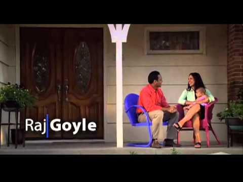 Raj Goyle TV ad: Service