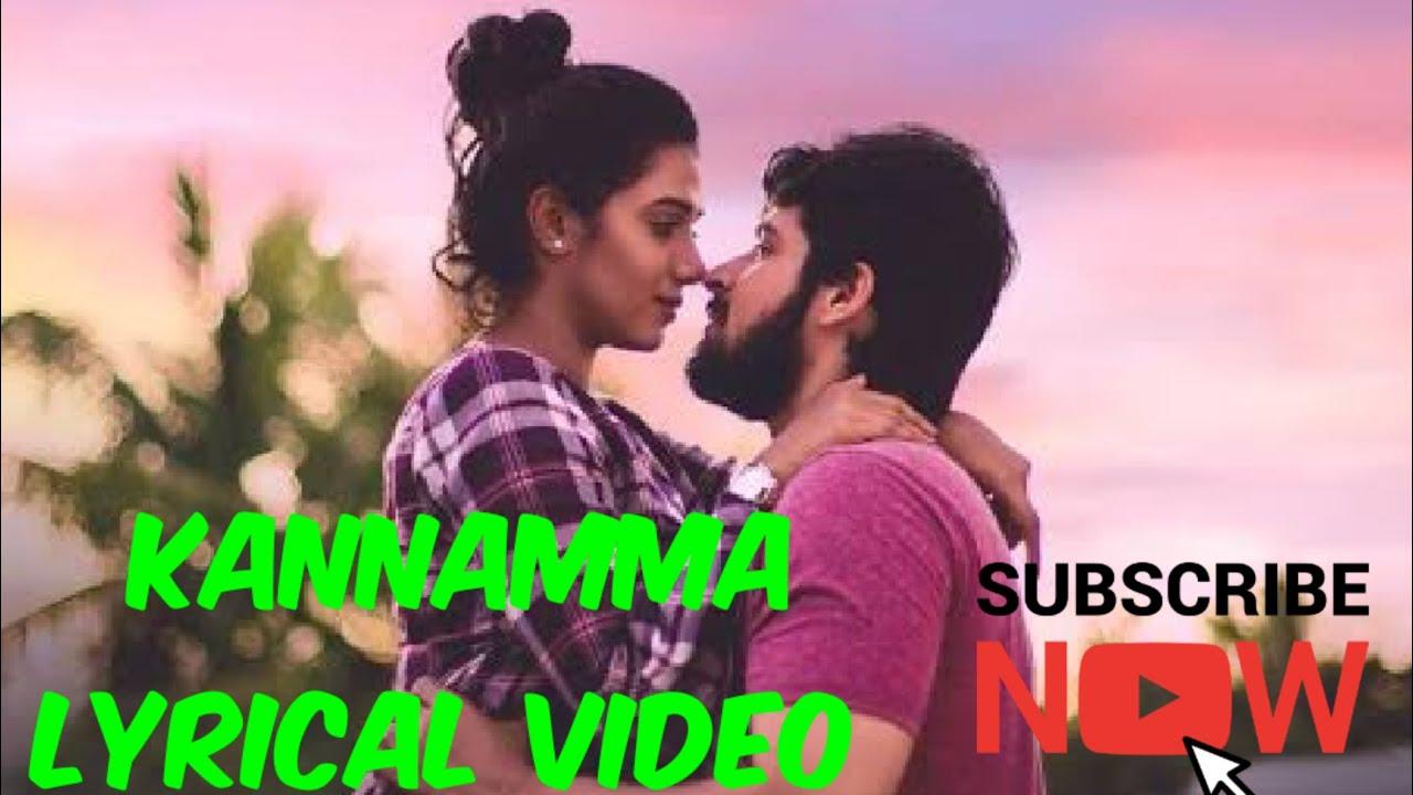 Un mounam pesum | WhatsApp status lyrical video | Harish Kalyan | kannamma