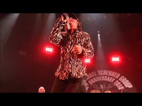 MICHAEL SCHENKER GROUP   LIVE JAPAN