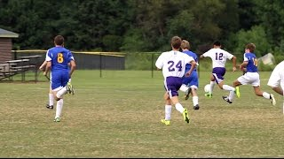 Christian Bullard | 2014 Soccer Season