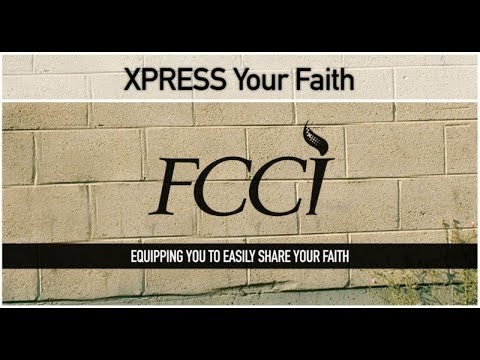 Randy Pope - Xpress Your Faith - Part 1
