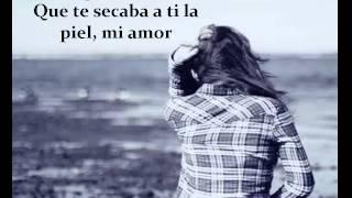 Alejandro Sanz - No me compares + Letra (Espanhol)
