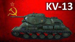 world of tanks kv 13 review   techdragon info