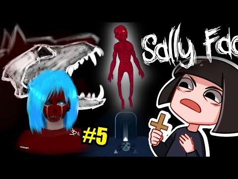 ЧТО с САЛЛИ? Прохождение игры Салли Фейс - Sally Face Эпизод 5 часть 4