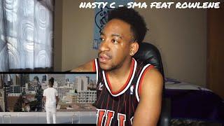 Nasty c - sma (vol. 1) ft. rowlene reaction