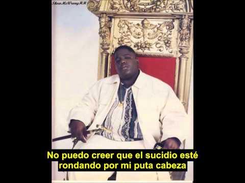 Notorious B.I.G- Suicidal Thoughts (Subtitulado Español)