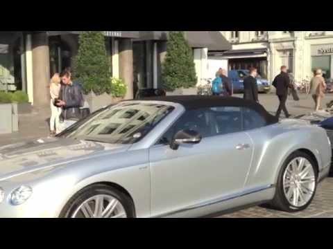 Bentley Modern Luxury Tour Copenhagen to Denmark International eXcellence Magazine