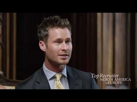 PEOPLE: Top Recruiter European Boss, Tom Glanfield - CEO LHi