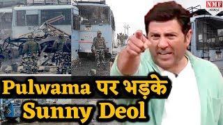 Pulwama को लेकर आग बबुला हो उठे Sunny Deol, गुस्से में कर बैठे ऐसा Tweet