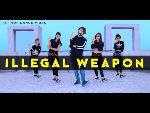 ILLEGAL WEAPON DANCE VIDEO | Vicky Patel Choreography | Hip-Hop | Jasmine Sandlas Punjabi Song