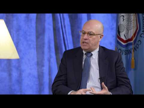 Commissioner J. Christopher Giancarlo Q & A 2017 Derivatives and Futures Law Committee Meeting