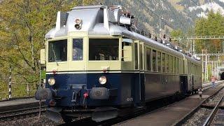 Lötschberg Pass Railway – an Alternative View
