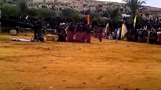 مشهد قطع رأس الأمام الحسين (ع) واقعة الطف 2012 .مجدل سلم