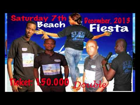 SLBC BEACH FIESTA KRIO ADVERTT