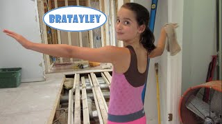 Building a House in Mexico  Day 1 (WK 336.4) | Bratayley