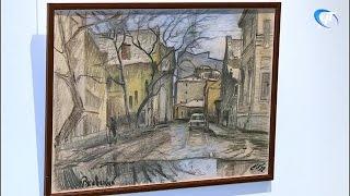 В музее изобразительных искусств открылась выставка «Старая Москва» Евгения Куманькова»