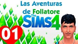 FOLLATORE | LOS SIMS 4 : Urbanitas y todos los dlcs | Gameplay en español HD | Cap 1