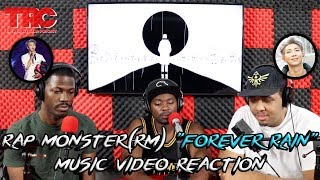 "RM ""Forever Rain"" Music Mp3 Reaction"