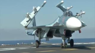 Российский авианосец впервые в истории ВМФ вступил в бой
