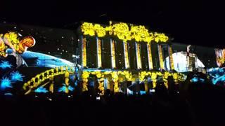 3D меппинг-шоу в  день города Нижний Новгород 12 июня 2016, 795 лет, день России