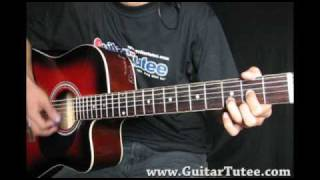 Anna Nalick - Just Breathe, by www.GuitarTutee.com