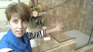How to clean hard water stains on glass - and keep them from returning