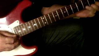 Dil Kia Kare   ( Julie ) Guitar Instrumental...Please use headphones for better sound..{:-)