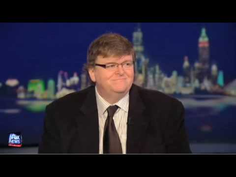 Michael Moore on The Sean Hannity Show, Tuesday, October 6th, 2009 (Part I)
