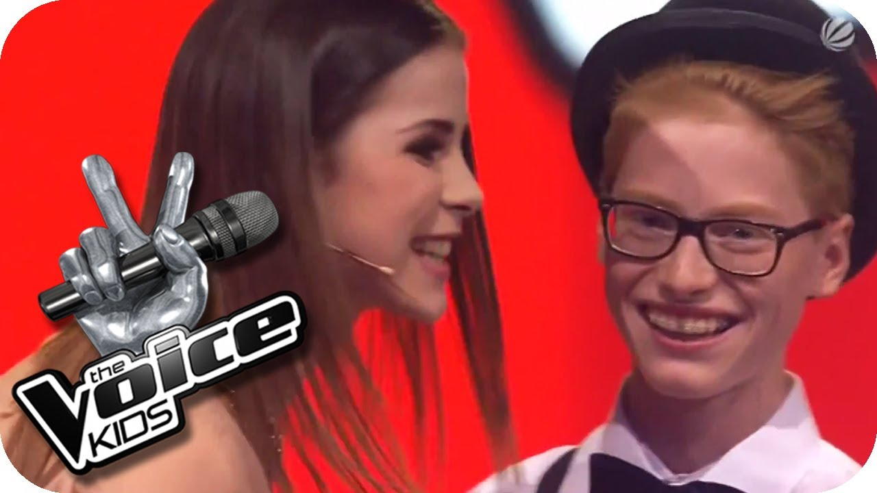 Lady Gaga  Born This Way Tim  The Voice Kids 2013  Finale