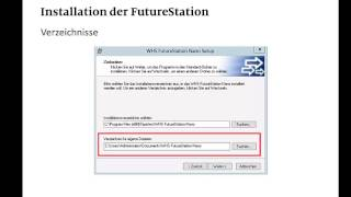 Download und Installation der Plattform
