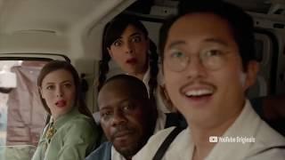 Странный город/Weird City (1 сезон) | Официальный трейлер (2019), Майкл Сера, фантастика, комедия
