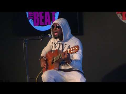 Wyclef Jean Live in The Beat ATL's performance Lounge!